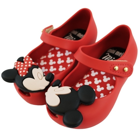 Mini Melissa Minnie Mouse Shoes | Poshmark